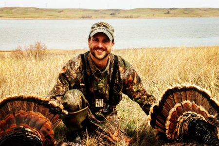 Turkey Hunter Andy Gagliano