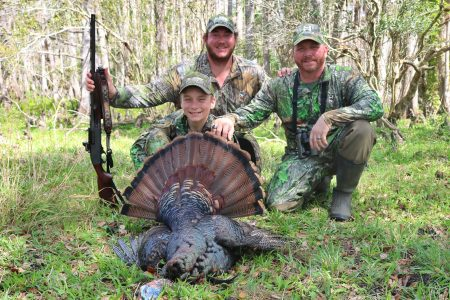turkey hunting and scouting with Scott Ellis